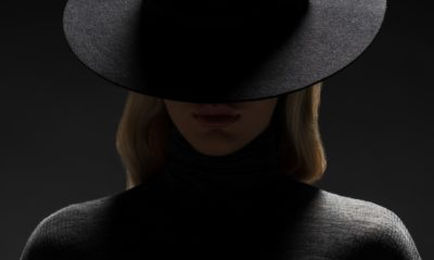 Elly black hat