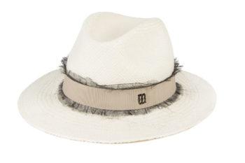 Panama Tulle hat