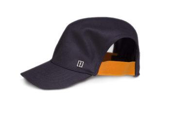 Lassy purpled cap