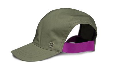 Lassy light green cap