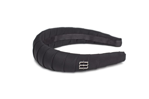 Cecy black headband