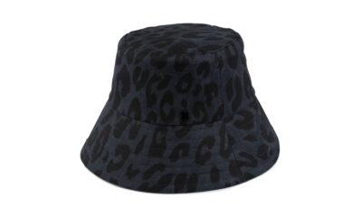 Simon leopard hat